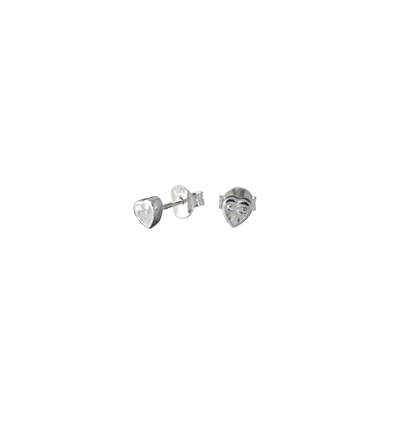 canyon-boucles d'oreilles-puces-argent-bijoux totem