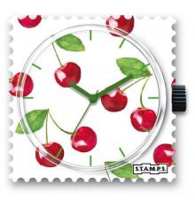 Cadran STAMPS Merry Cherry. E-Shop bijoux-totem.fr