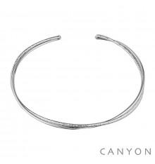 CANYON-Argent 925-torque-bijoux totem.