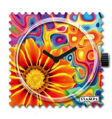 Stamps Cadran de montre Flower-Reflection