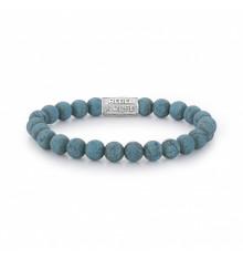 REBEL & ROSE Bracelet Mad Turquoise Delight.