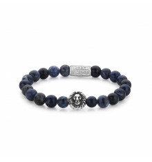 Rebel & rose-midnight blue-bracelet-homme-bijoux-totem.fr