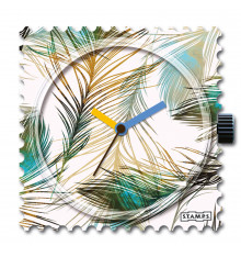 Stamps-featherlight-cadran-montre-bijoux totem.