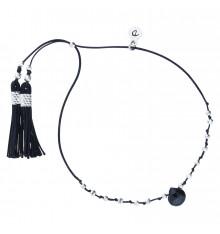 DORIANE-Argent 925-bracelet réglable-bijoux totem.