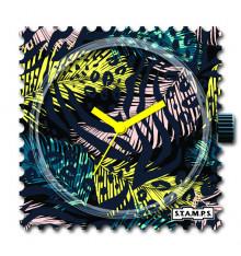 Stamps-jungle-cadran-montre-bijoux totem.