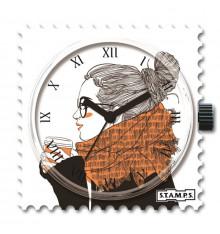 Stamps-downtime-cadran-montre-bijoux totem.