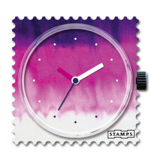Stamps-block batik-cadran-montre-bijoux totem.