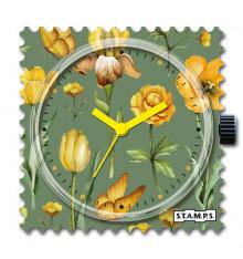 Stamps-light blossoms-cadran-montre-bijoux totem.