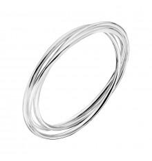 canyon-bracelet-jonc-argent 925-bijoux totem.