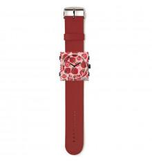 stamps-bracelet-classic-dark red-bijoux totem.fr