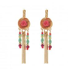 taratata-rosalie-dormeuses-multi éléments-bijoux totem