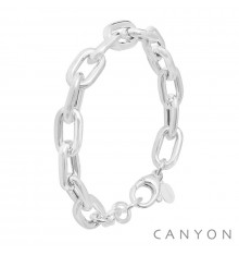 canyon-bracelet-rectangle-argent 925-bijoux totem