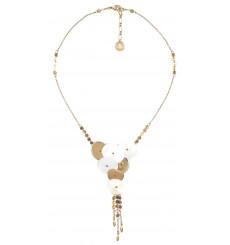franck herval-april-collier-petit plastron-bijoux totem.