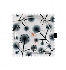 stamps-diamond cristal-cadran-montre-swarovski-bijoux totem