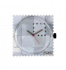 stamps-diamond square-cadran-montre-swarovski-bijoux totem