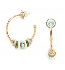 franck herval-solène-boucles d'oreilles-créoles-bijoux totem.