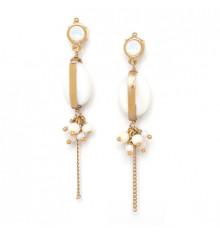 franck herval-les inséparables-boucles d'oreilles-bijoux totem.