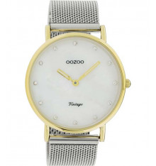 oozoo-montre-femme-maille milanaise-bijoux totem
