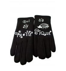 Quand les poules auront des gants-qui s'y frotte-gants-bijoux-totem.fr