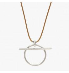 cxc-poniente-collier-plaqué argent-bijoux totem