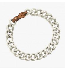 cxc-poniente-collier-plaqué argent-maillons-bijoux totem