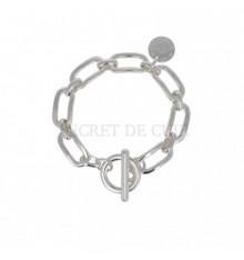 secret de cuir-bracelet-rectangles-bijoux totem.