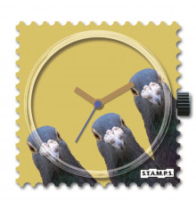 stamps-the gang-cadran-montre-bijoux totem