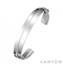 canyon-bracelet-argent-manchette-bijoux totem