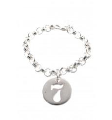 secret de cuir-bracelet-chiffre7-bijoux totem.