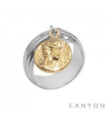 canyon-bague-argent 925-anneau-bijoux totem.