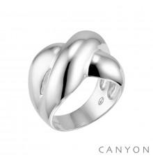 canyon-bague-argent 925-2 anneaux-bijoux totem.