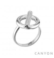 canyon-bague-argent 925-oxyde-bijoux totem.