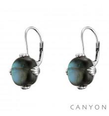 canyon-dormeuses labradorite-argent 925-bijoux totem.