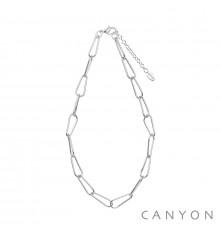 canyon france-collier-argent 925-chaine-bijoux totem.