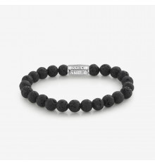 rebel&rose-black moon-bracelet-extensible-homme-bijoux totem