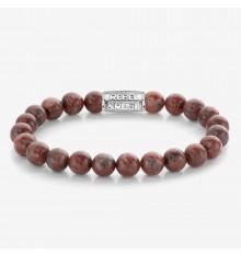 rebel&rose-red vintage-bracelet-extensible-homme-bijoux totem.
