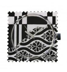 stamps-diamond old time-cadran-montre-swarovski-bijoux totem