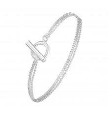 canyon france-bracelet-argent-2 chainettes-bijoux totem