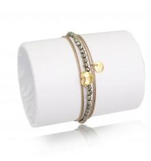 loetma-incae-bracelet-multi tours-réglable-cœur-bijoux totem