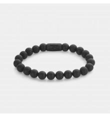 rebel&rose-mad panther-bracelet-extensible-homme-bijoux totem.