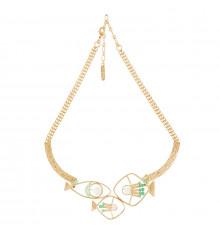 taratata bijoux-poséidon-collier-plastron-bijoux totem