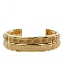 barong barong-saphira layers-bracelet-camel-bijoux totem.