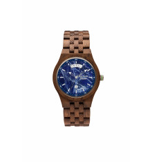 greentime-montre-natural life style-homme-bois de noyer-bijoux totem