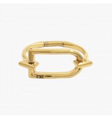 cxc-bracelet-sirocco-plaqué or-jonc-bijoux totem