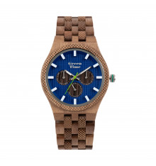 greentime-montre-natural life style-homme-noyer-bijoux totem