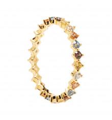 pdpaola-five-sage-gold-bague-bijoux totem