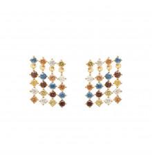 pdpaola-five-willow-gold-boucles d'oreilles-bijoux totem