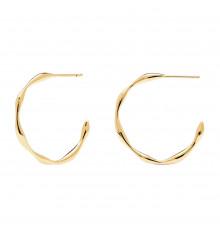 pdpaola-five-vanilla-gold-boucles d'oreilles-bijoux totem