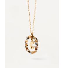 pdpaola-new letters-lettre c-collier-bijoux totem