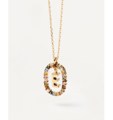 pdpaola-new letters-lettre e-collier-bijoux totem